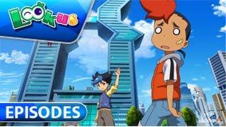 【Official】Opti-Morphs _ ENG _ Episode 09 (EN Dub)