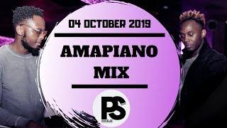 AMAPIANO MIX 4 OCTOBER 2019 DOUBLETROUBLEMIX036 BY PSDJZ