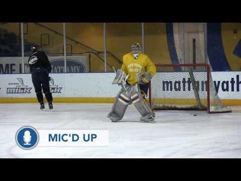 Mic'd Up | Adam Courchaine (MHKY)