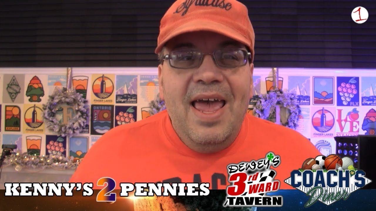 KENNY'S 2 PENNIES: CBS #MeToo, Christmas thieves & Orange loses against Old Dominion