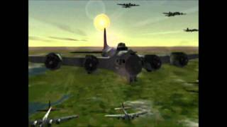 B17 Flying Fortress II - The Mighty 8th - Intro Movie - Englisch