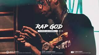 Hard Dope Rap Beat | Sick Trap Instrumental 2019 (prod. Ihaksi)