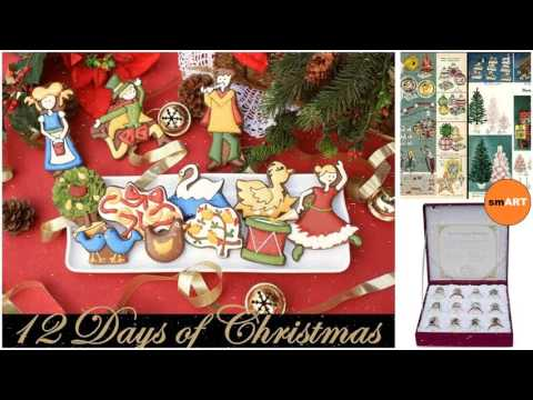 12 Days Of Christmas Gifts - Gift Ideas for The Twelve Days of ...
