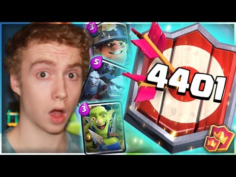 TOP 5K GLOBAL PUSH! this is my best chance for champions..   RTC Ep. 55   Clash Royale