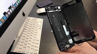 ПОСТИРАЛИ iPhone 7 в стиральной машинке - что с влагозащитой ?!