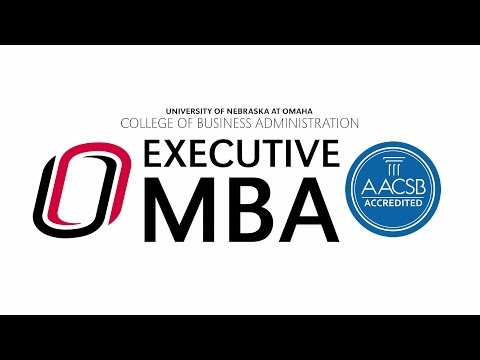 Executive MBA - University Of Nebraska, Omaha