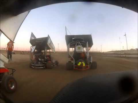 Rattlesnake Raceway 04/15/16 Main Event