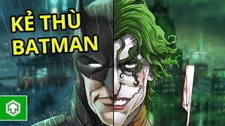 Top 10 Kẻ Thù Nguy Hiểm Nhất Của Batman | Ten Tickers