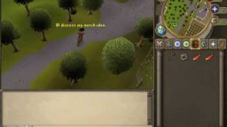 Where to cut willow trees easily in RuneScape