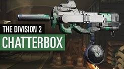 The Division 2: Chatterbox Guide - So bekommt ihr die beste Waffe im Spiel!