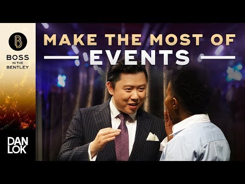 How To Get The Most Out Of Every Seminar Or Event You Go To