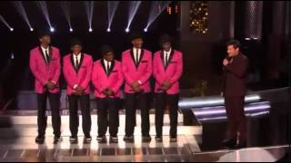 """3rd Performance - Street Corner Renaissance - """"Forget You"""" By Cee Lo Green (Group A)"""