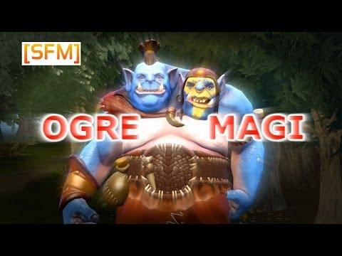 видео: [sfm] Интервью с героями dota 2: ogre magi