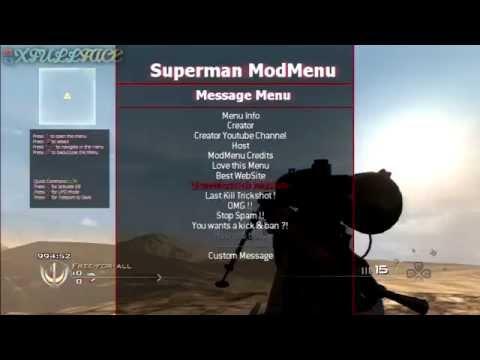 [MW2/1.14/SPRX] SlowModzHD's Superman...