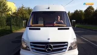 Заказ микроавтобуса Mercedes Sprinter в Москве.(, 2016-06-15T12:03:14.000Z)