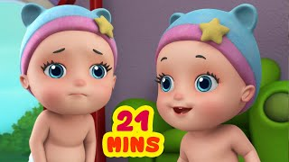Let's All Clap For Baby - Baby Got A New Toy Action Song | Baby Rhymes | Infobells