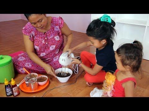 Coba Membuat Es Kepal Milo Gimana Rasanya?? - Es Viral dari Malaysia