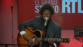 Michael Kiwanuka - You ain't the problem (Live) - Le Grand Studio RTL