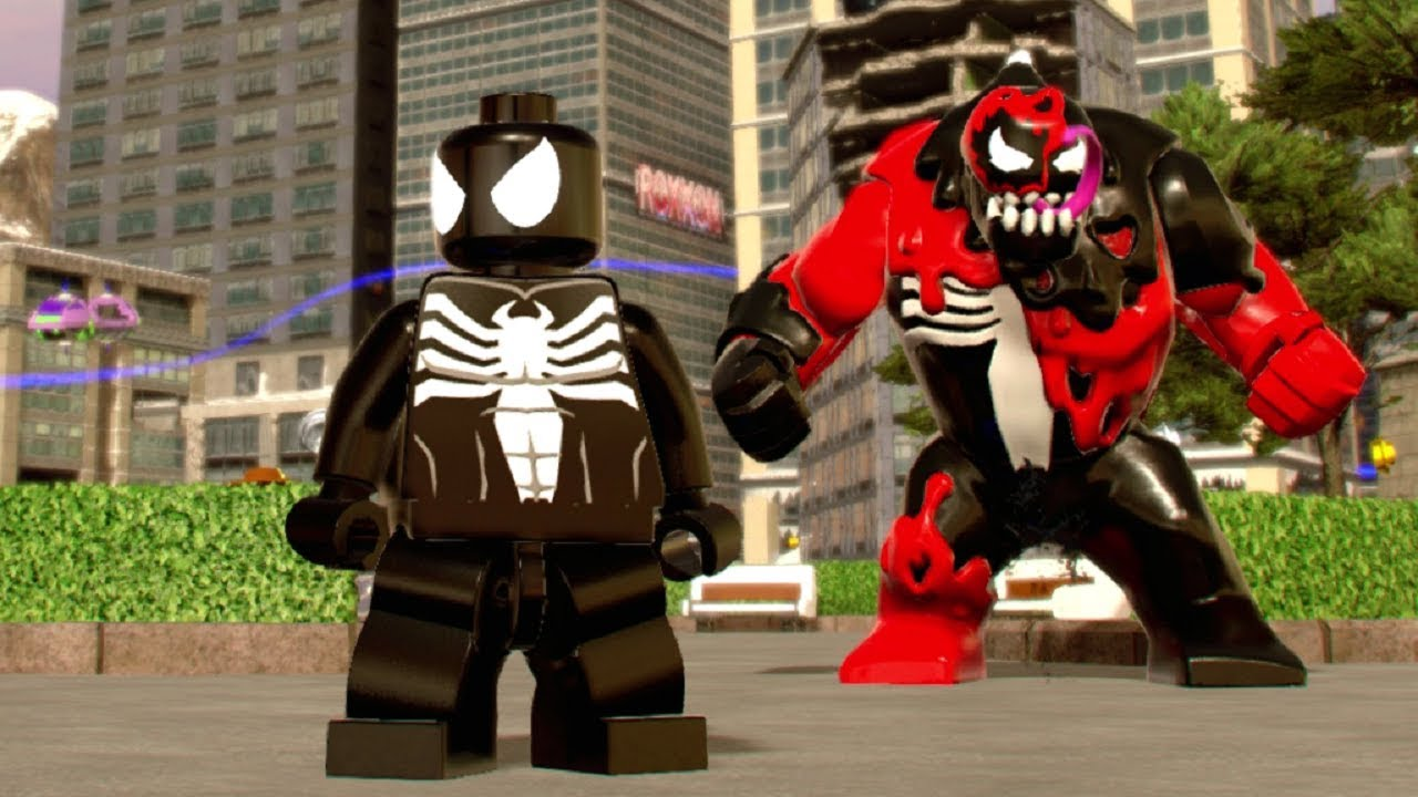 lego marvel super heroes 2 spiderman symbiote free