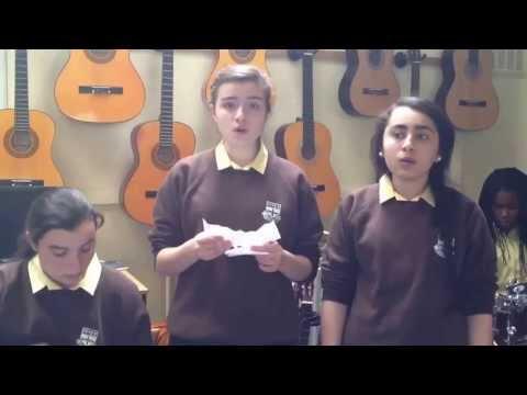 Olympic Song 2012 - St. Angela's GCSE Music (original)