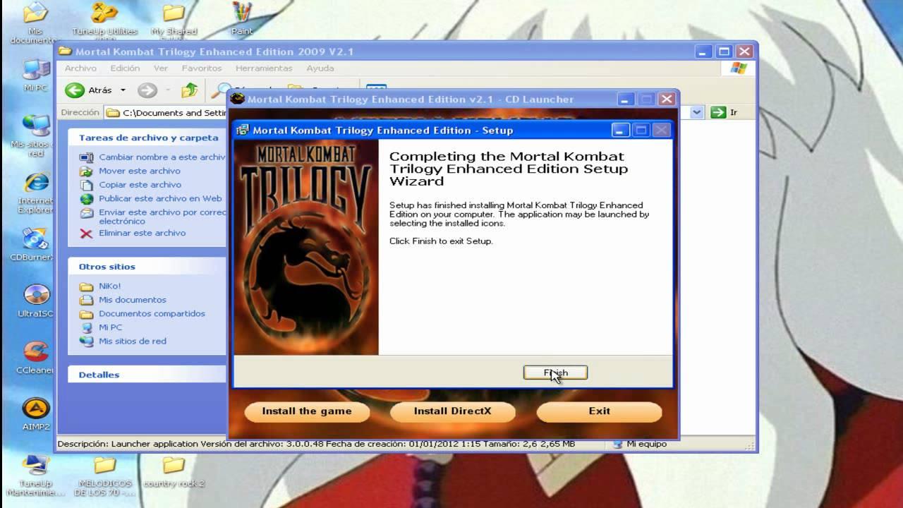 Mortal Kombat 6 Pc Indir Tek Link