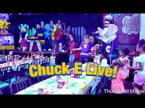 Chuck E Live! Chuck E's Easy Dance 2018 (2019) (Version 2)