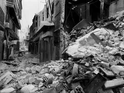 معرض هاغوب فانيسيان لصور حلب في الأمم المتحدة