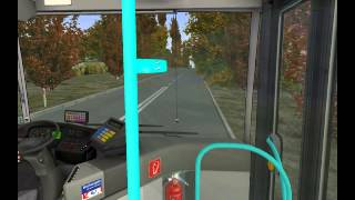 Omsi 2 Bus Simulator Route 58 Mercedes Benz Citaro ZF Gearbox First Bus