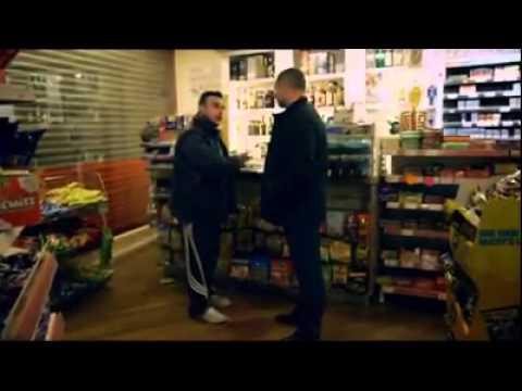 East London Turkish shopkeeper