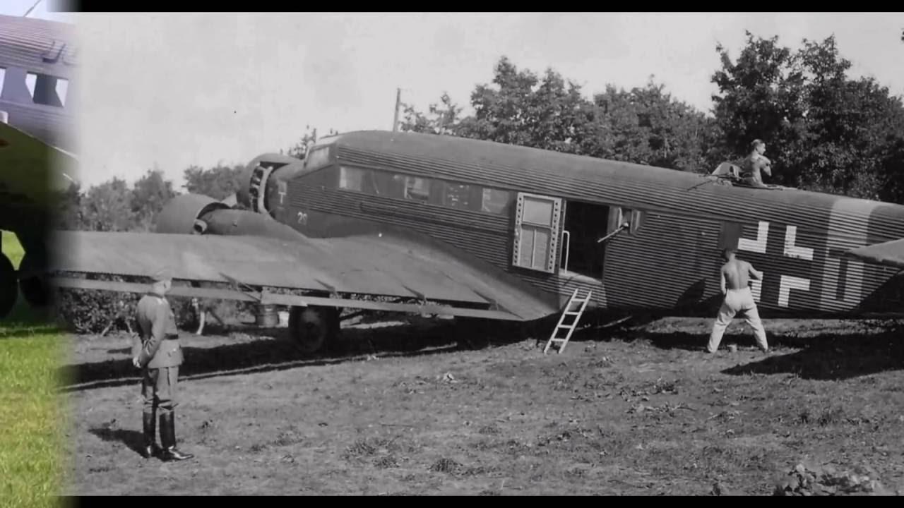 Avion Junkers Ju 52 Imagenes