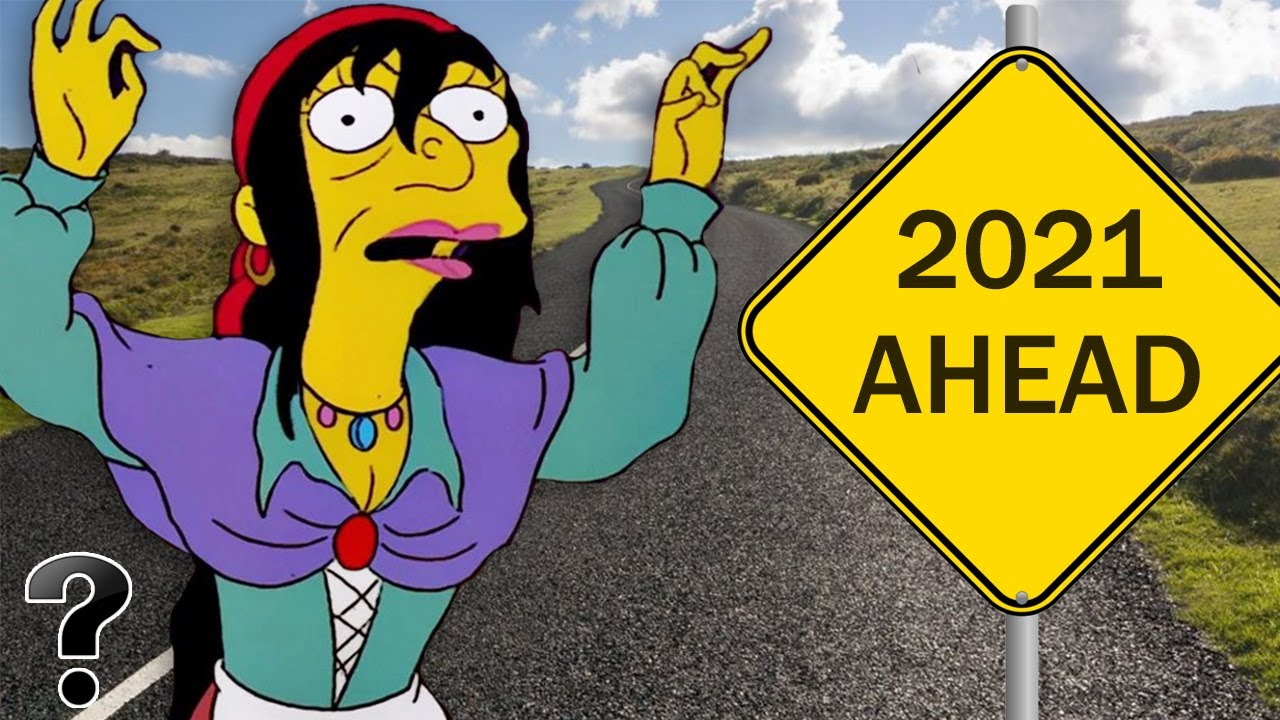 Download 10 Simpsons Predictions That Could Still Happen In 2021