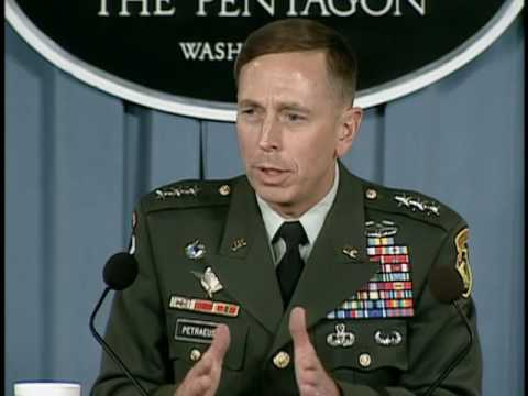 OASD: News Briefing with Lt. Gen. David Petraeus, Oct. 5, 20