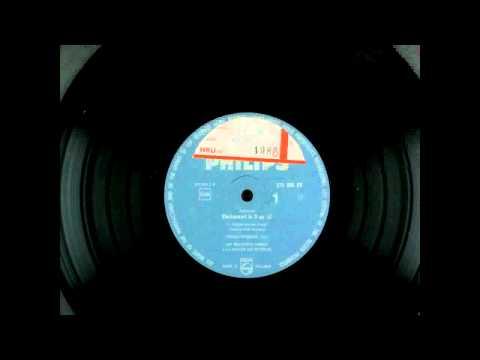 Herman Krebbers Beethoven violin concerto Willem van Otterloo 1951 classical vinyl