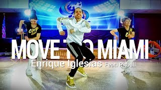 Move To Miami - Enrique Iglesias ft. Pitbull | Dance | Chakaboom Fitness | Choreography not Zumba