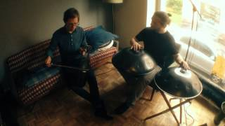 Cupola + Jouhikko // Handpan + Bowed Lyre // RADENJA