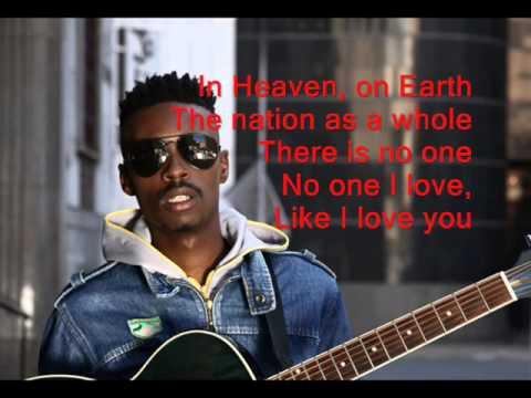 Bongeziwe Mabandla - ngawe (About You) English Lyrics