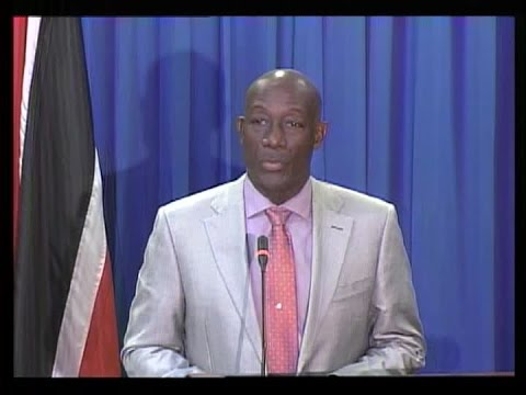 PRIME MINISTER ROWLEY SETS SAT MAHARAJ STRAIGHT ON MANNING