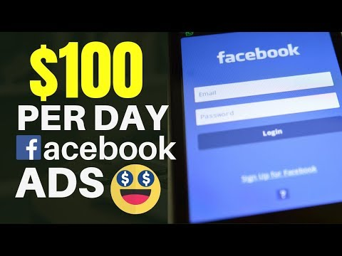 How To Make Money With Facebook Ads In 2019 ($100 Per Day)