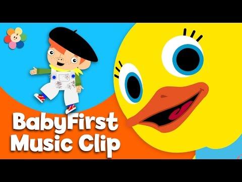 My Child, Me and BabyFirstTV | Nursery song | BabyFirst TV