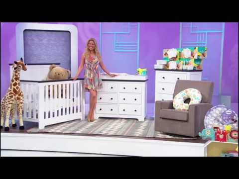 """Delta Children Nursery Furniture Featured as """"The Ultimate Nursery"""" on The Price is Right"""