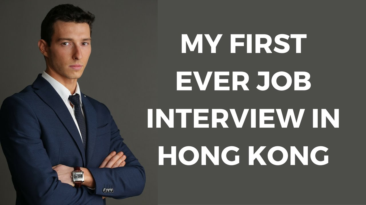 my first ever job interview in hong kong my first ever job interview in hong kong