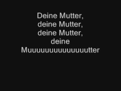 Deine Mudda Song