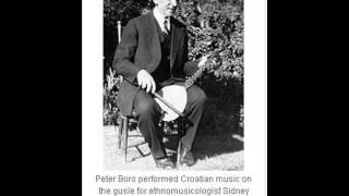 Hrvatski Guslar Petar Boro - KONJANIK