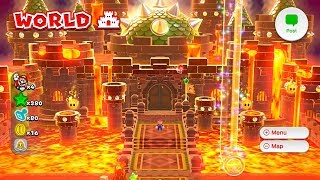 Super Mario 3D World - World Castle Final Castle