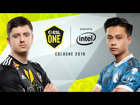 CS:GO - Team Liquid Vs. Vitality [Dust2] Map 2 - Grand-Final - ESL One Cologne 2019
