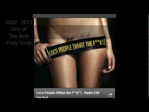 Best party songs 2010  2011 51 songs