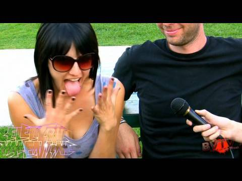 """Electric Valentine Interview - BVTV """"Band of the Week"""" HD"""