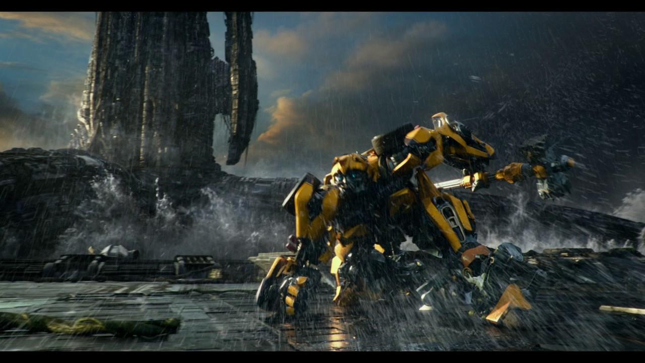 Transformers: El Último Caballero | Tráiler J