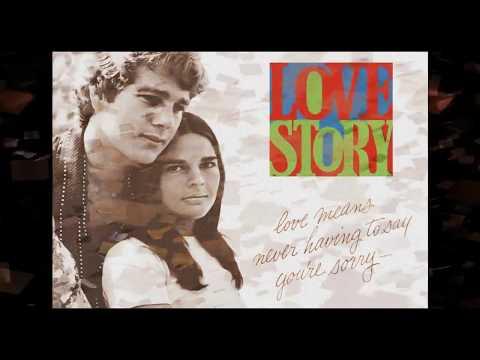 Mireille Mathieu - Une Histoire D'amour~LOVE STORY  (Sous Titres; Traducere Română)