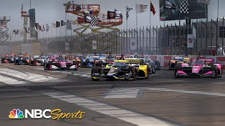 IndyCar Series: Grand Prix of St. Petersburg | EXTENDED HIGHLIGHTS | 4/25/21 | Motorsports on NBC